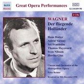 Wagner, R.: Fliegende Hollander (Der) (Hotter, Varnay) (1950)