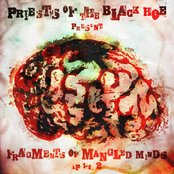 BH037LP - Priests Of The Black Hoe present Fragments Of Mangled Minds Lp part 2.