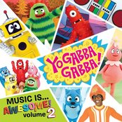 Yo Gabba Gabba Music Is Awesome! Volume 2