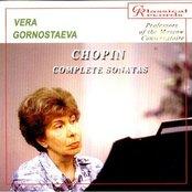 Vera Gornostaeva Plays Complete Chopin Sonatas