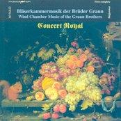 Graun, J.G. / Graun, C.H.: Chamber Music for Winds