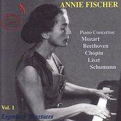 Schumann: Piano Concerto in A Minor, Op. 54, Mozart: Piano Concerto No. 24 - Annie Ficher Vol 1