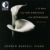 The Six Partitas for Keyboard