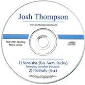 """""""Sunshine"""" featuring Jonathan Edwards -single"""