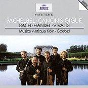 Kanon & Gigue; J.S. Bach, Handel, Vivaldi