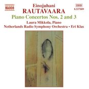 RAUTAVAARA: Piano Concertos Nos. 2 and 3 / Isle of Bliss