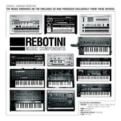 album Music Components by Rebotini