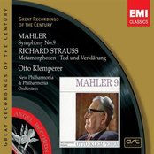 Mahler: Symphony No.9 . Richard Strauss: Metamorphosen, Tod und Verklärung