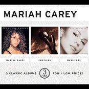 3 Pak - Mariah Carey/Emotions/Music Box (cube)