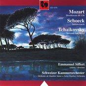 Mozart - Schoeck - Tchaikovsky, Orchestre de chambre suisse