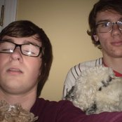 Behind These Thick Glasses Are Two Boys That Want Some Romance