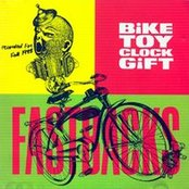 Bike Toy Clock Gift