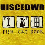 Fish Cat Door