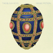album Magic Potion by The Black Keys