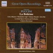 PUCCINI: La Boheme (La Scala) (1938)