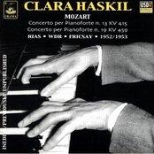 Clara Haskil Interpreta Mozart