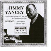 Jimmy Yancey Vol. 1 1939 - 1940