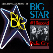 album #1 Record / Radio City by Big Star