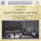 LEONCAVALLO : Pagliacci (Jobin/Albanese / Warren)