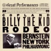 Billy The Kid, Rodeo (New York Philharmonic feat. conductor: Leonard Bernstein)