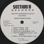 Ghetto Chronicle Daily