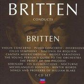 Britten conducts Britten Vol.4