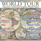 World Tour - Classical Composers Explore World Music