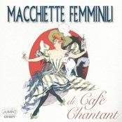 Macchiette femminili di Cafè Chantant
