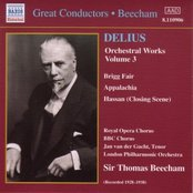 DELIUS: Orchestral Works, Vol.  3 (Beecham) (1928, 1938)