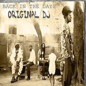 Back In The Days Original DJ's Platinum Edition