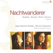Vocal Recital: Naidu, Ann-Katrin - Brahms, J. / Mendelssohn-Hensel, F. / Wolf, H. / Strauss, R.