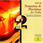 Bach. Sonatas and Paritas for Solo Violin (disc 1)