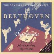Beethoven: String Quartets Nos. 1-16 (Complete) (Vegh Quartet) (1952)
