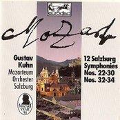12 Salzburg Symphonies