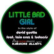 David Guetta feat. Taio Cruz & Ludacris - Little Bad Girl (Karaoke Instrumental Version)