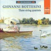 Bottesini: String Quartets in B Flat Major / F Sharp Minor / D Major