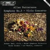 Pettersson: Symphony No. 5 / Viola Concerto