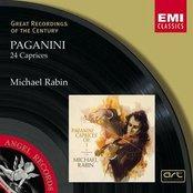 Paganini : 24 Caprices for solo violin