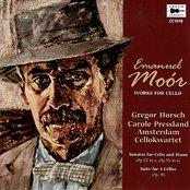 Moór: Works for Cello