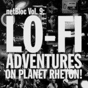 netBloc Vol. 9: Lo-Fi Adventures on Planet Rheton!