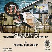Sinkhole Storm and Sandwich