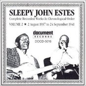 Sleepy John Estes Vol. 2 (1937 - 1941)