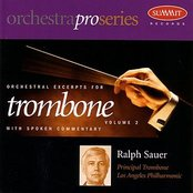 Orchestral Excerpts for Trombone, Volume 2