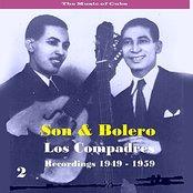 The Music of Cuba - Son & Bolero / Recordings 1949 - 1959, Vol. 2