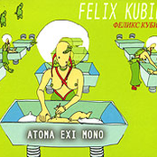 album Atoma Exi Mono by Felix Kubin