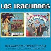 Los Iracundos Vol. 8