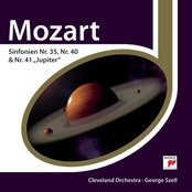 Mozart: Sinfonien 35, 40 & 41 Jupiter