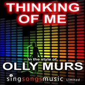 Thinking Of Me (In the style of Olly Murs)