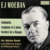 Moeran: Sinfonietta, Symphony in G Minor & Overture for a Masque