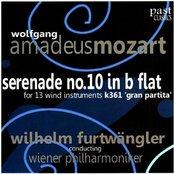 "Mozart: Serenade No. 10 in B-Flat for 13 Wind Instruments, K. 361 - ""Gran Partita"""